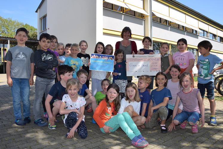 Härtenschule Kusterdingen