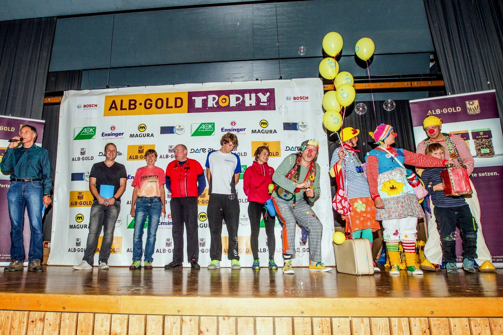 Alb Gold Trophy 2016