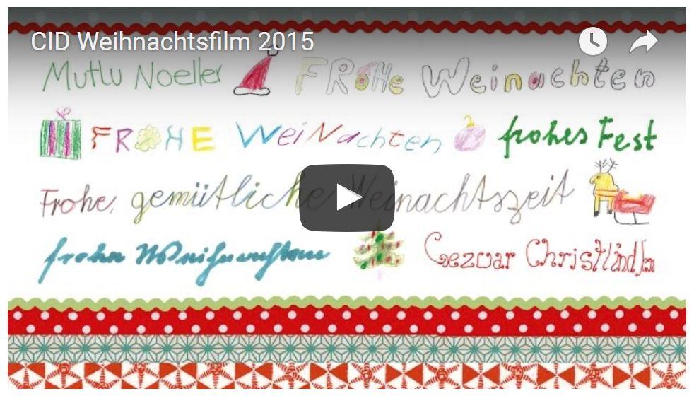 Clowns im Dienst - Weihnachtsfilm 2015